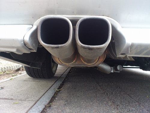 Exhaust sound
