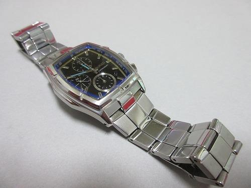 Blue Magic watch polishing(2)