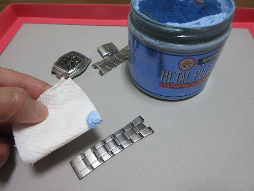 Blue Magic watch polishing(6)