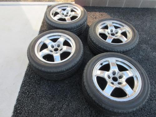 Tire exchange (2)